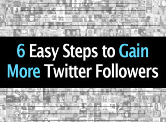 6 Easy Steps to Gain More Twitter Followers