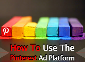 How to Use the Pinterest Ad Promoted Pins